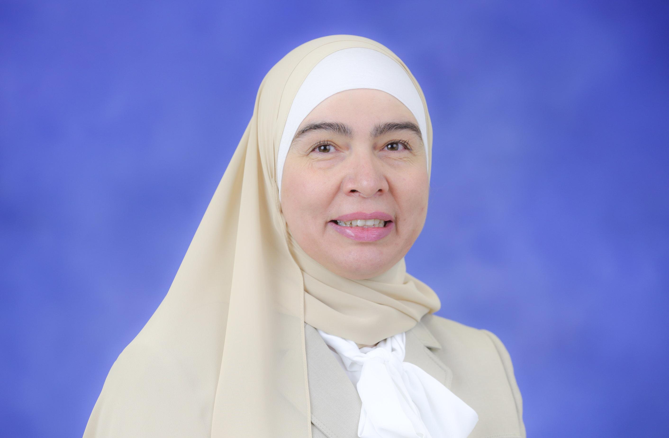 Dr. Hamsa Mahafza