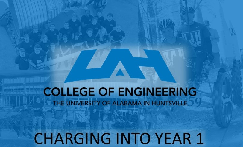 College of Engineering Charging Into Year 1