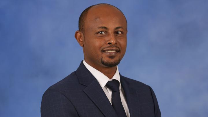 Dr. Elias Ali