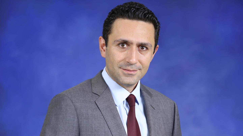 Dr. Kavan Hazeli