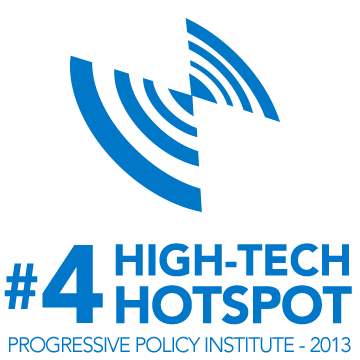 #4 high-tech hotspot - Progressive Policy Institute - 2013