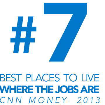 #7 best places to live - where the jobs are - CNN Money - 2013