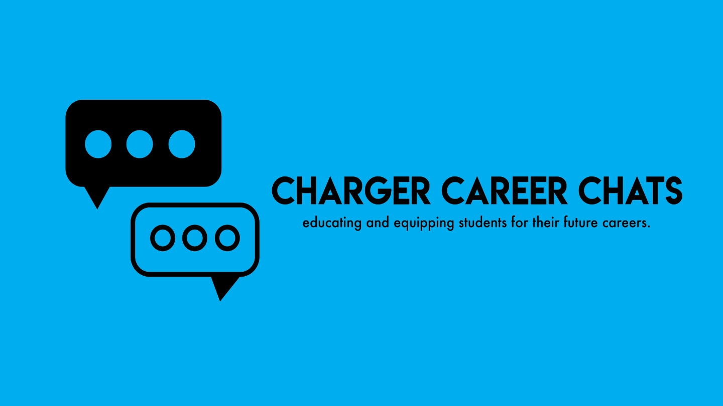 Charger Career Chats