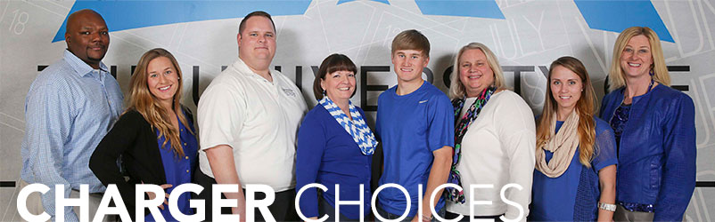 charger choices staff