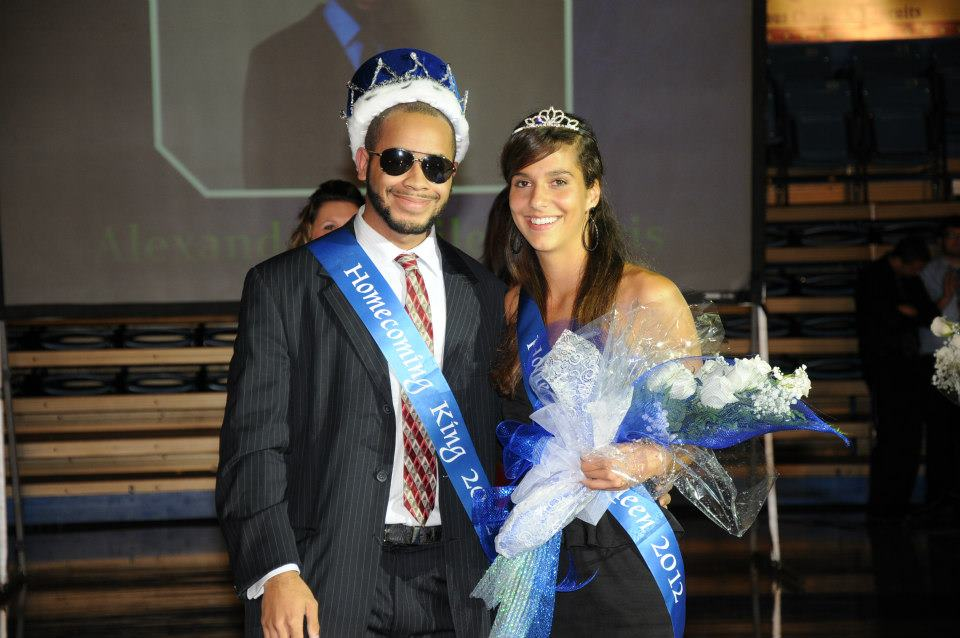 2012 King and Queen