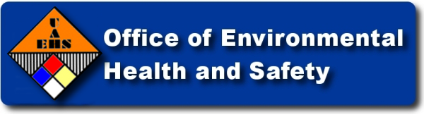 Office of Environmental Health and Safety Banner