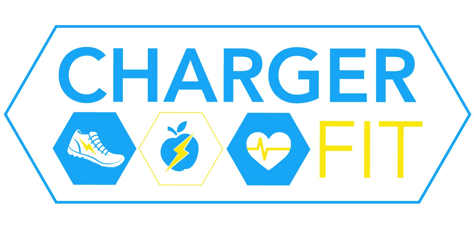 charger fit logo full color trimmed