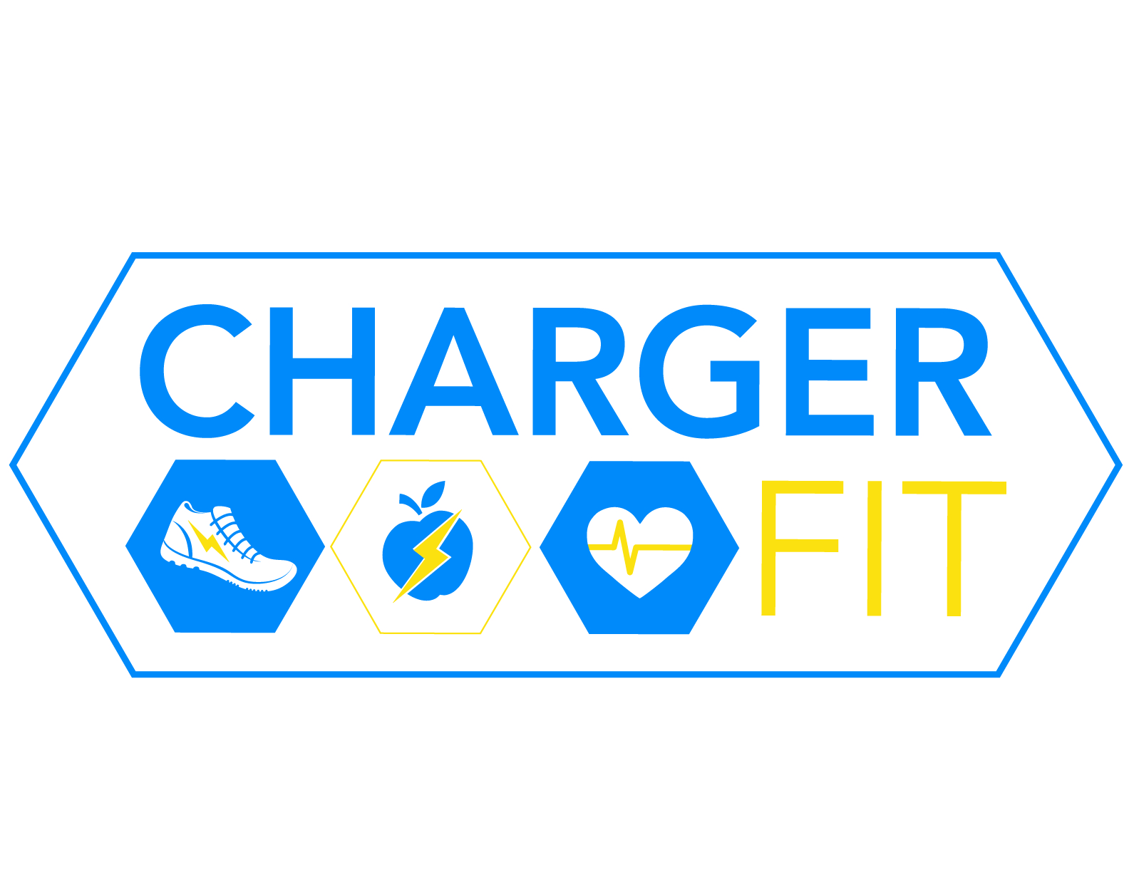 charger fit logo full color