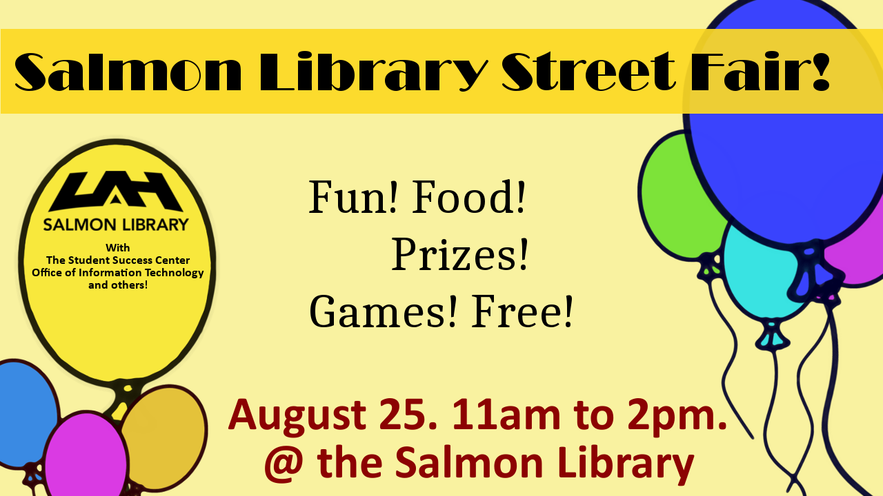 salmonlibrarystreetfair