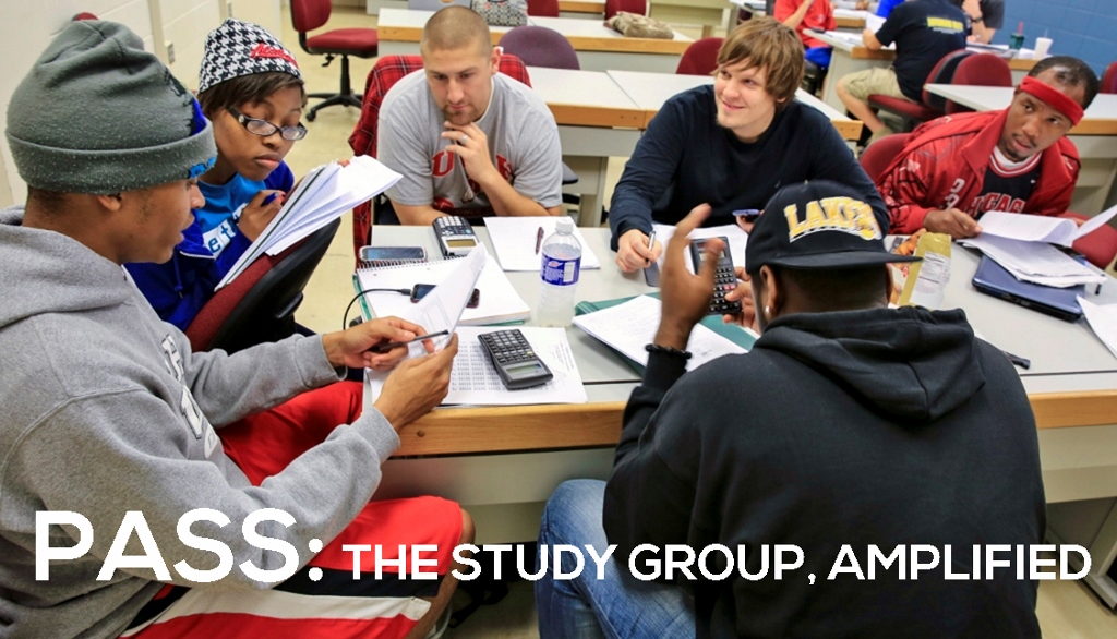 PASS: the study group, amplified