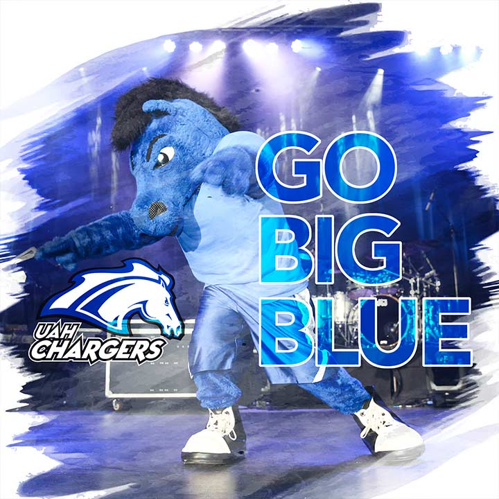 Charger Blue - Go Big Blue