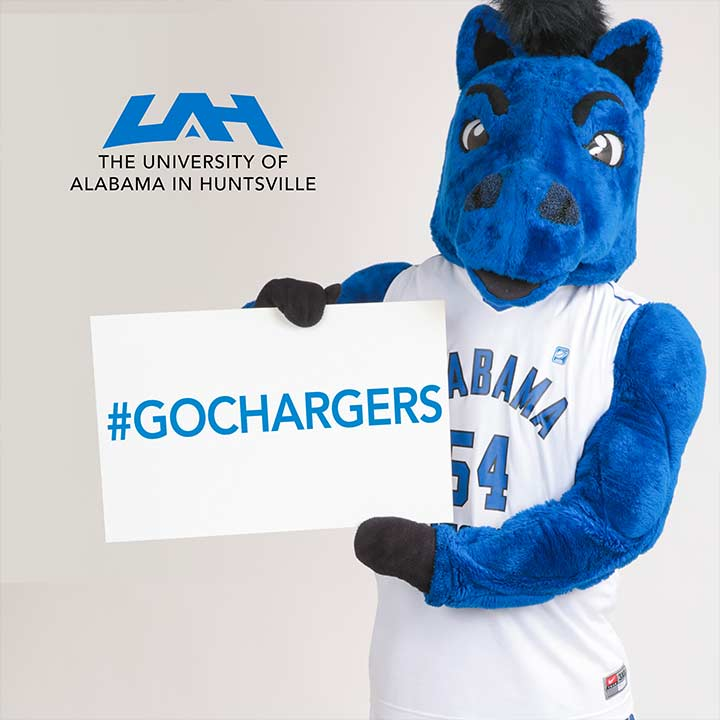 Charger Blue - #gochargers