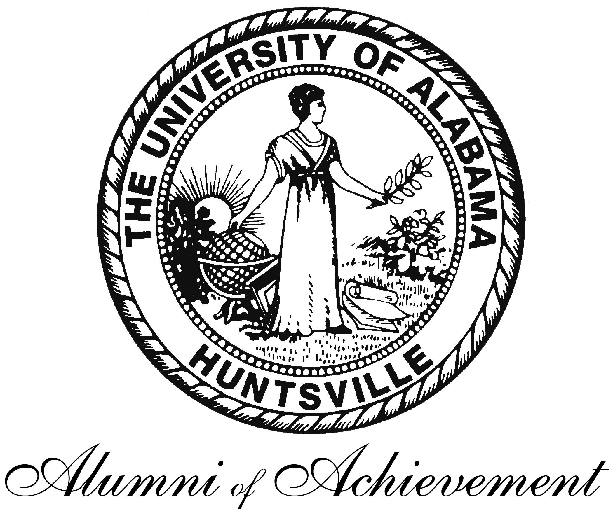Alumni of Achievement Logo