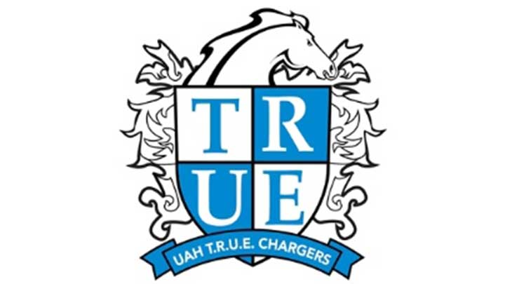 TRUE Chargers logo