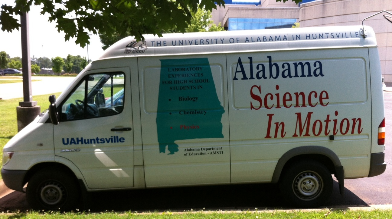 science van
