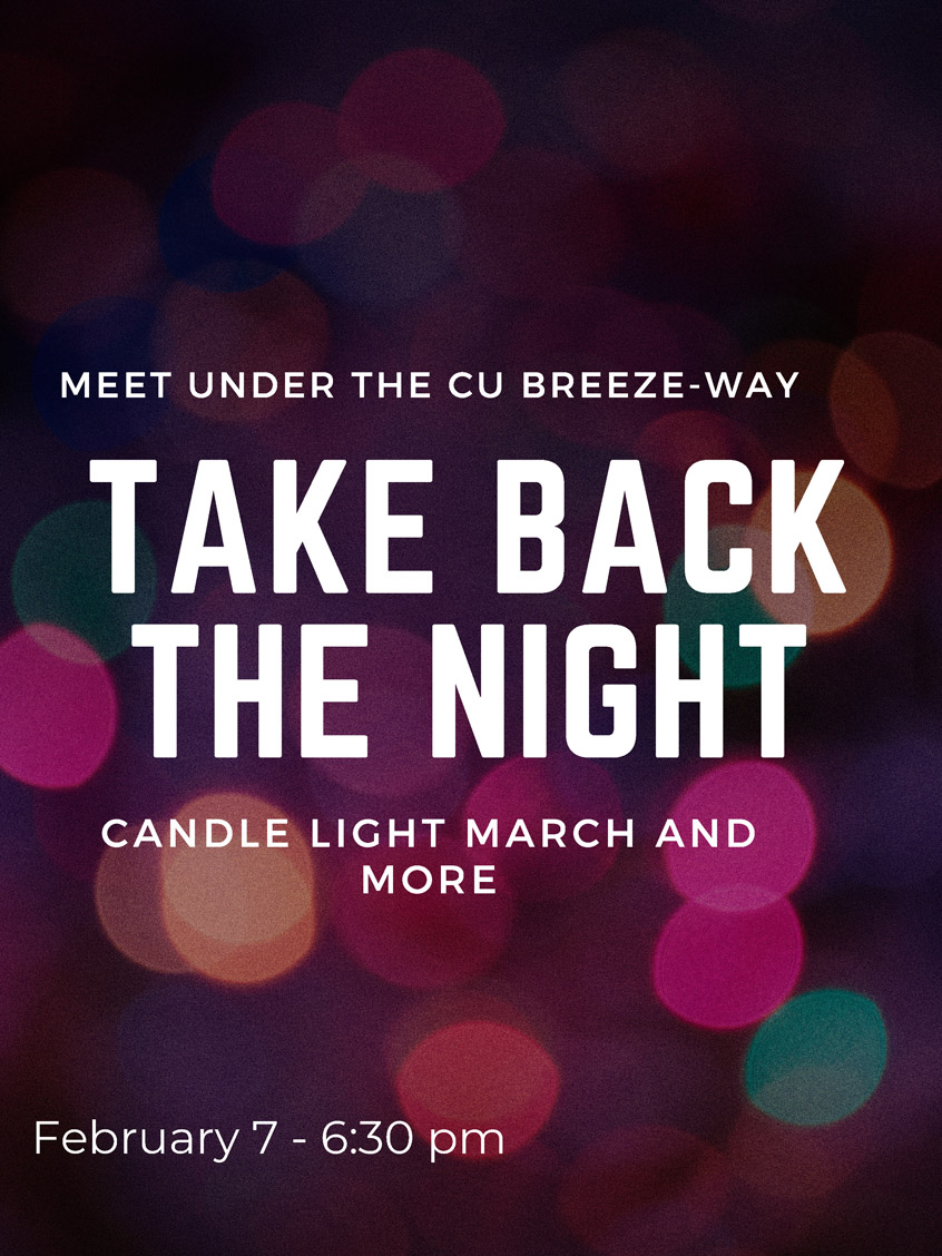 take back the night march reduced