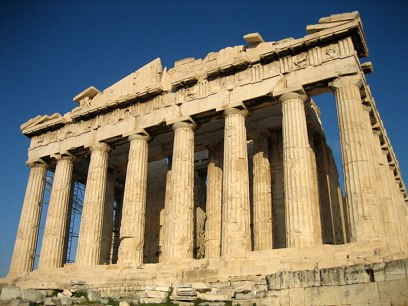 800px-Parthenon from_west