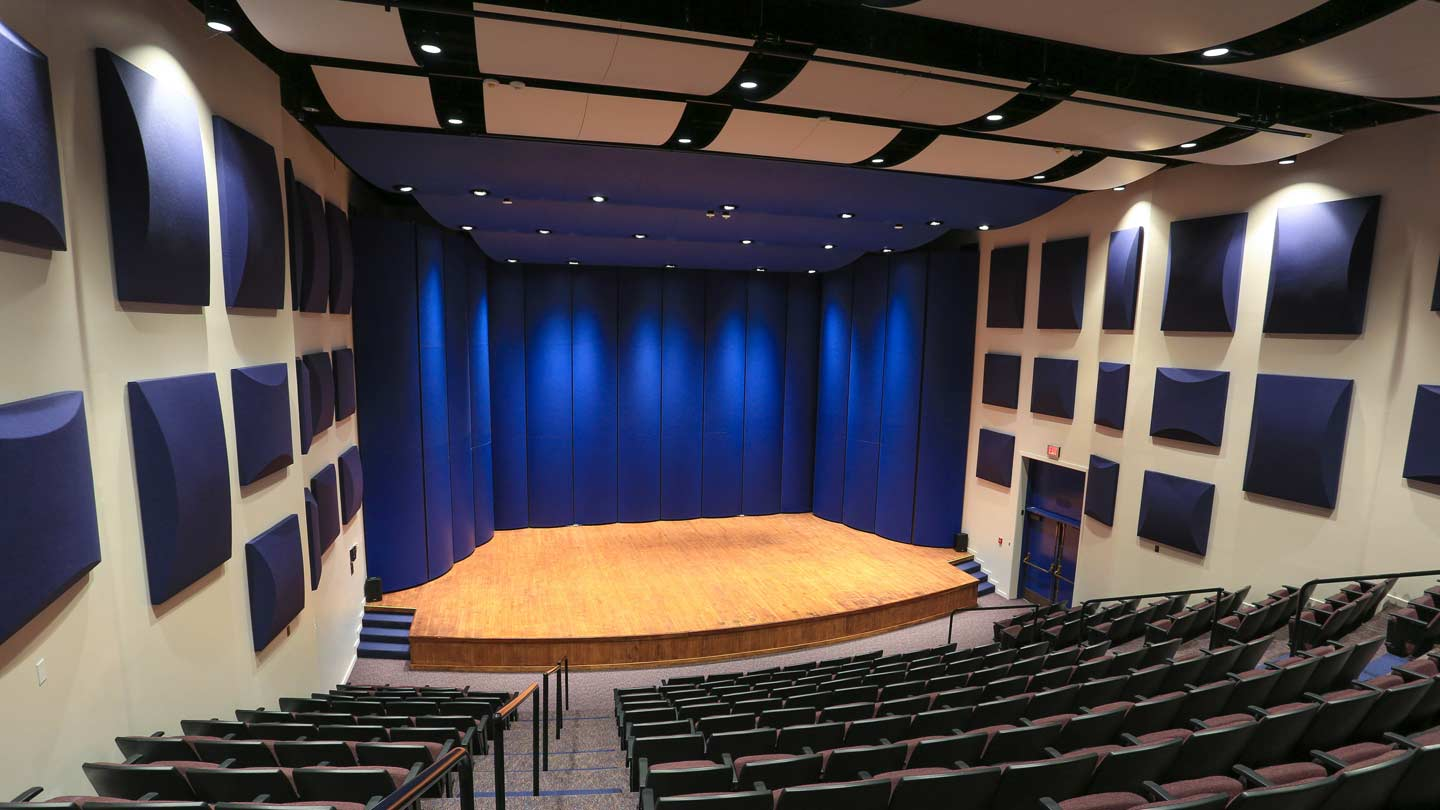 Roberts Recital Hall