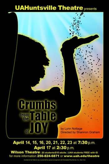 Crumbs from the Table of Joy Poster