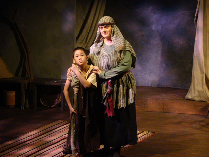 Amahl and the Night Visitors Production 1