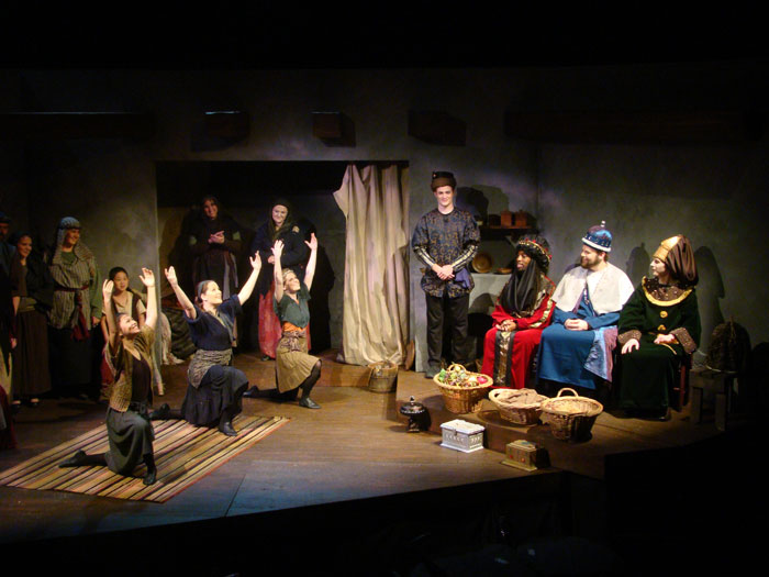 Amahl and the Night Visitors Production 10