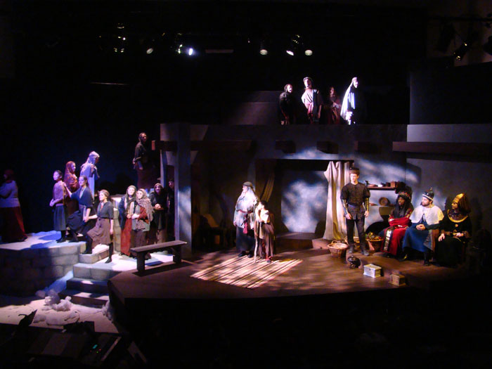 Amahl and the Night Visitors Production 11