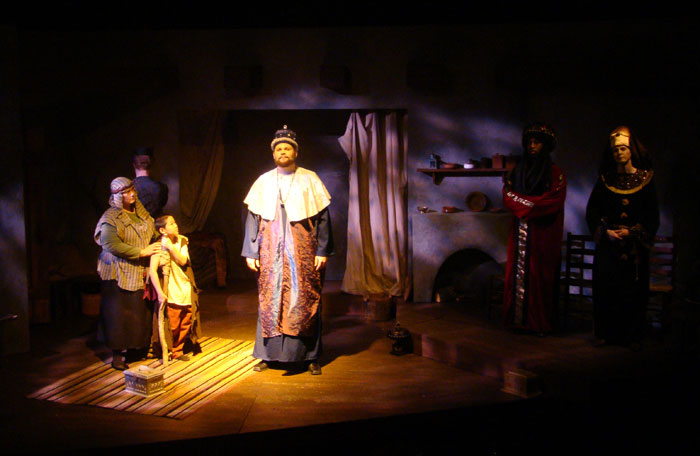 Amahl and the Night Visitors Production 13