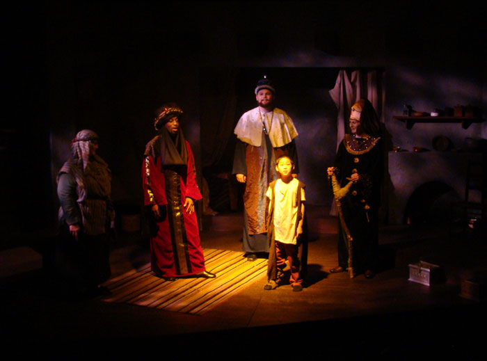 Amahl and the Night Visitors Production 14