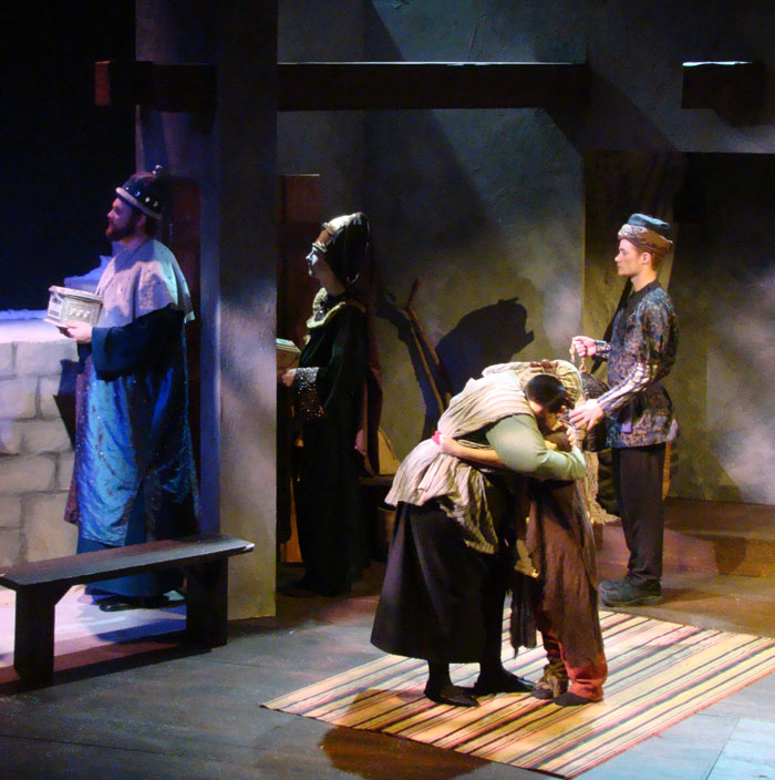 Amahl and the Night Visitors Production 15
