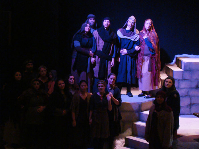 Amahl and the Night Visitors Production 16