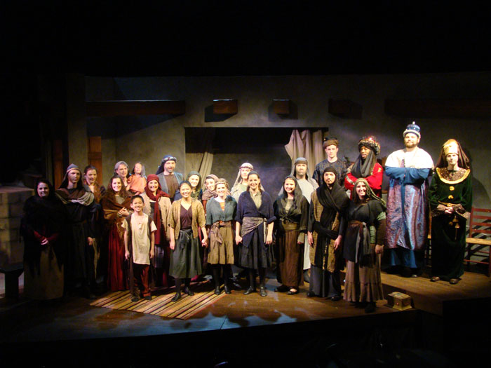 Amahl and the Night Visitors Production 17