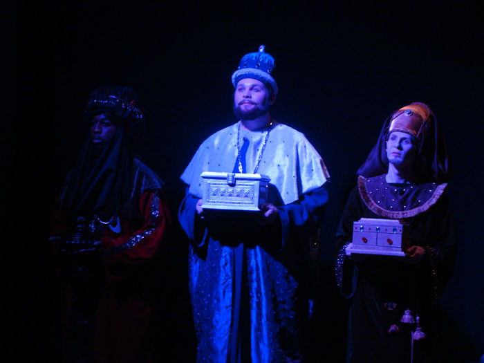 Amahl and the Night Visitors Production 3