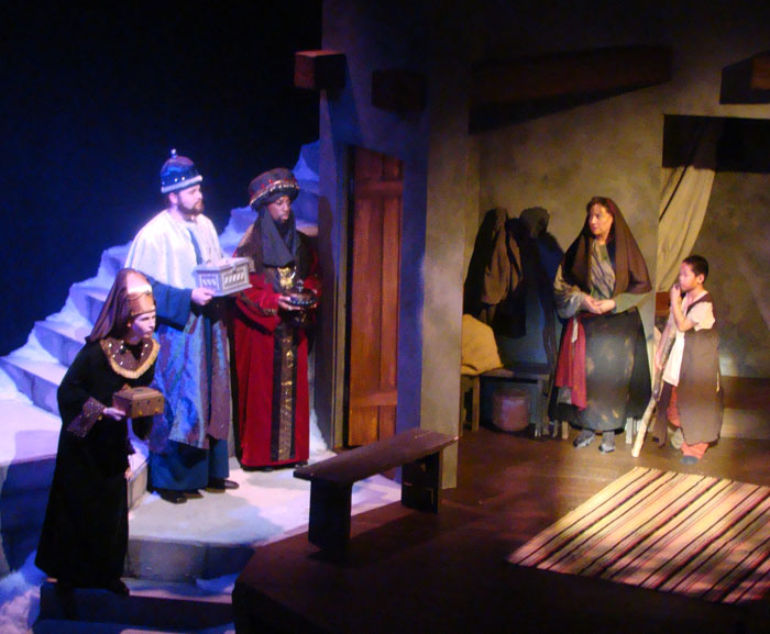 Amahl and the Night Visitors Production 4