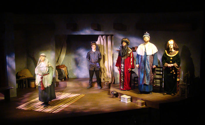 Amahl and the Night Visitors Production 5