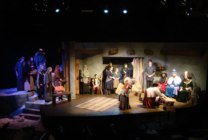 Amahl and the Night Visitors Production 7