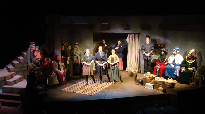 Amahl and the Night Visitors Production 8