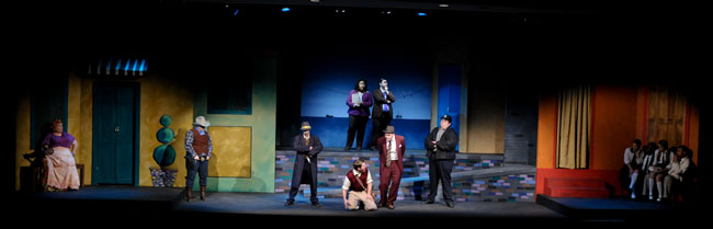 Comedy of Errors Production 27