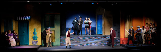 Comedy of Errors Production 43