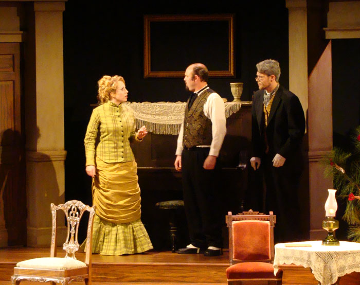 Doll's House Production 11