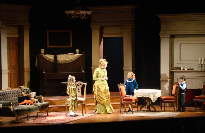 Doll's House Production 4