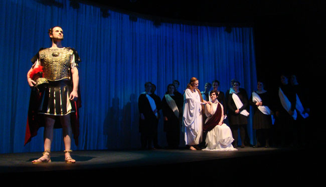Dido and Aeneas Production 1