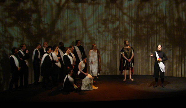 Dido and Aeneas Production 11
