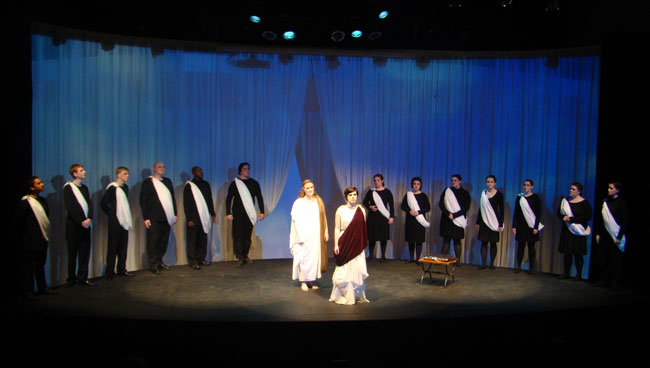 Dido and Aeneas Production 2