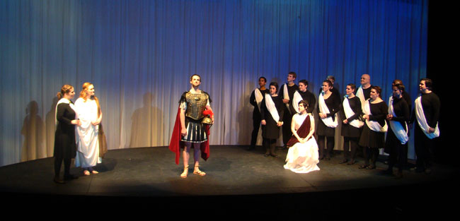 Dido and Aeneas Production 3