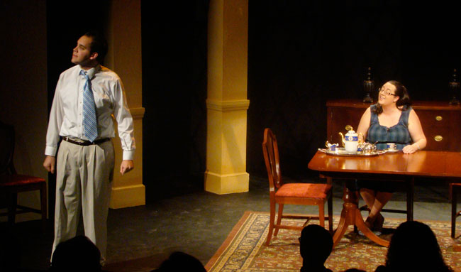 The Dining Room Production 25