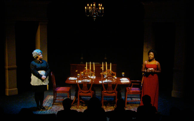 The Dining Room Production 33
