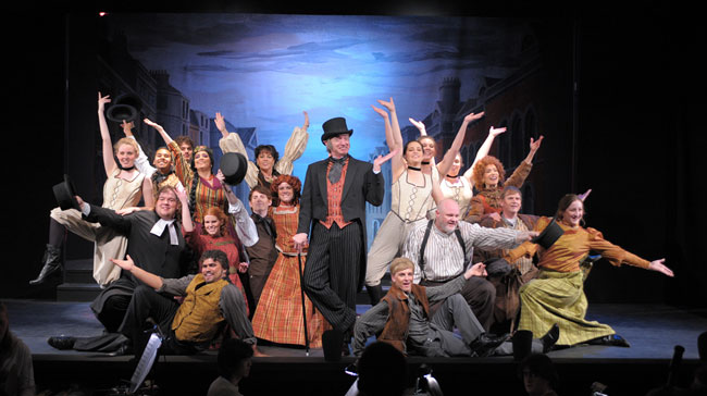 The Mystery of Edwin Drood cast picture