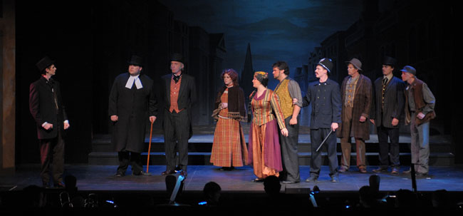 The Mystery of Edwin Drood Production 16