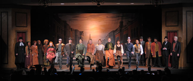 The Mystery of Edwin Drood Production 18