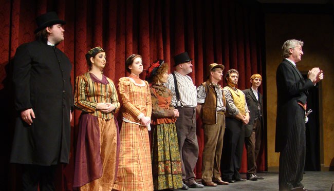 The Mystery of Edwin Drood Production 1